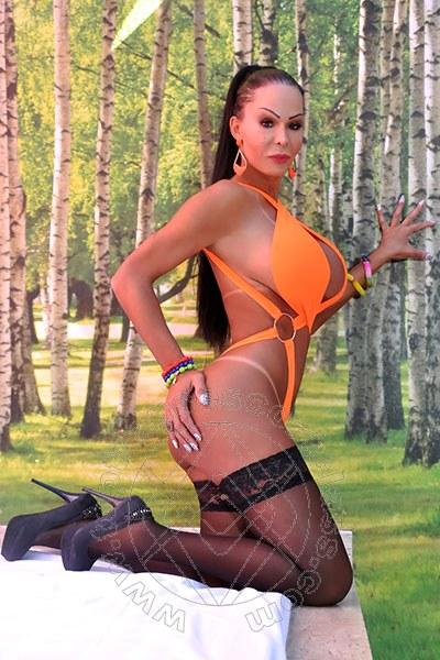 Trans Escort Napoli Aline Fenaroly