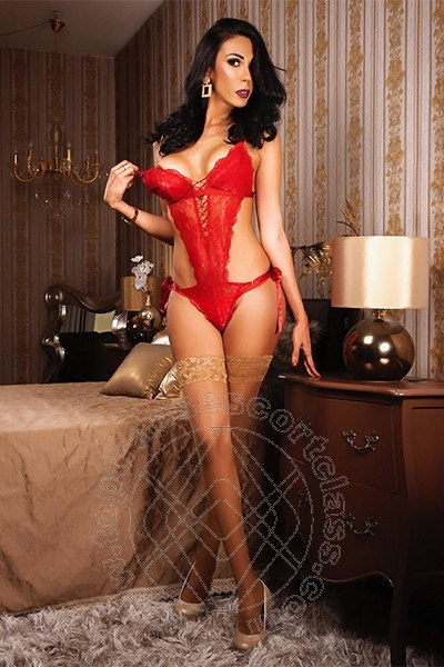 Trans Escort Gallarate Heloisa Top